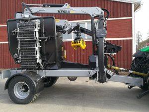 Kesla chipper 645C